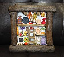 """Настенное декоративное панно """"Біля печі"""". Украинские сувениры"""