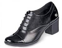 Туфли женские из натуральной кожи MIDA 21561 mida.in.ua