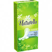 Ежедневные прокладки Naturella Camomile Light Deo, 20 шт. (Натурелла)
