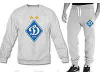 Cпортивный костюм Динамо Київ logo   трикотаж