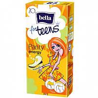 Ежедневные прокладки Bella Teens Energy,20шт
