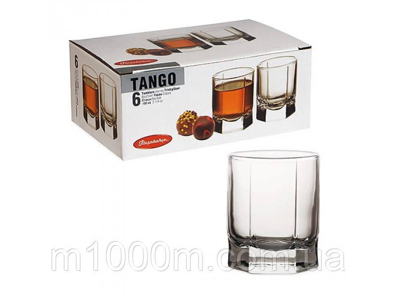 Набор стопок Pasabahce Tango 65мл