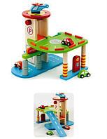 Игровой набор Гараж 59963VG Viga Toys