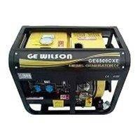 Gewilson GE6500CX - дизельный однофазный генератор