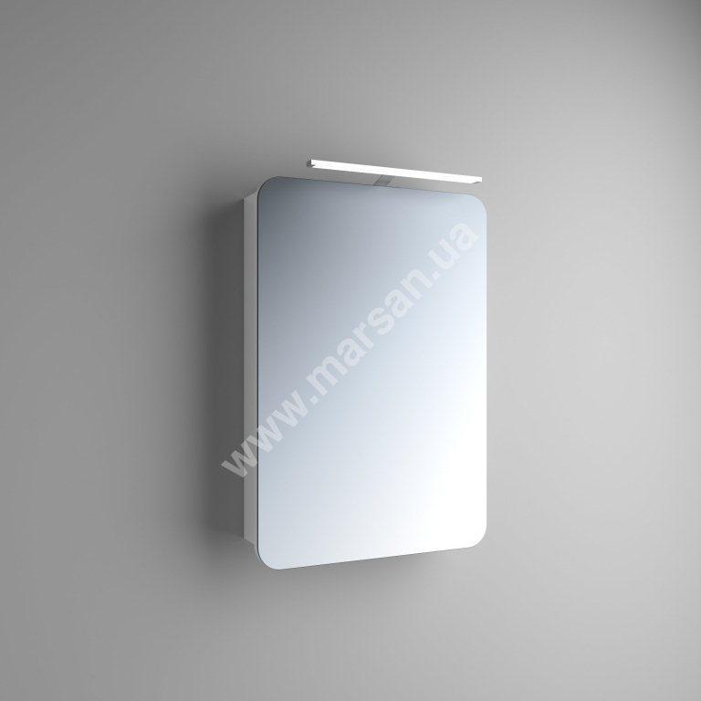 Дзеркальна шафа Adele 1 з LED підсвічуванням