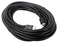 Кабель HDMI-HDMI V-1.4 15m Cablexpert (CC-hdmi4-15M) позолоченные разьемы
