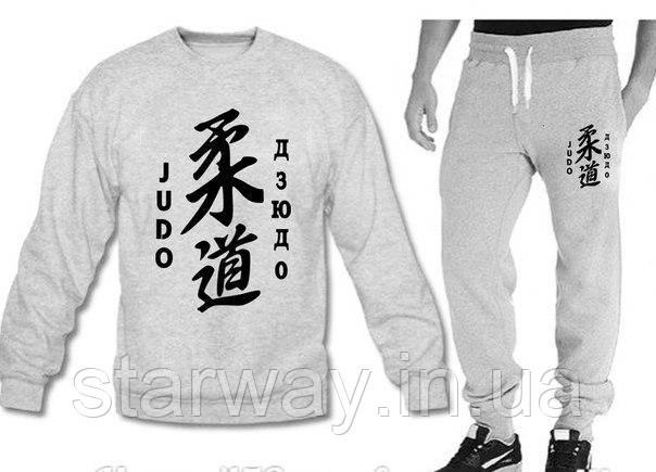 Спортивний костюм дзюдо лого   Judo logo