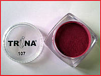 107 TRINA цветная акриловая пудра 3.5 г
