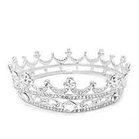Корона диадема для девочки на выпускной бал