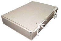 Набор 5 шт. Папка-бокс 60 мм для архивного хранения документов А4 ПБ-60-5.