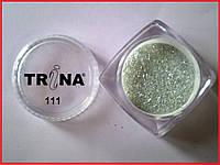 111 TRINA цветная акриловая пудра 3.5 г
