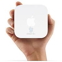 Беспроводная точка доступа Apple AirPort Express (Wi-Fi) (MC414RS/A)