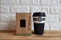 Керамическая чашка Starbucks Black