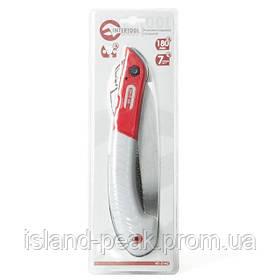 Ножовка садовая складная INTERTOOL HT-3142