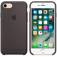 Чехол-накладка Original silicone case для iPhone 5/5s/SE space grey