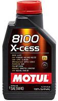 MOTUL 8100 X-cess SAE 5W40 (2L)