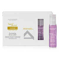Лосьон для блеска волос Alfaparf Milano Semi Di Lino Diamond Illuminating Shine Lotion 12x13 ml