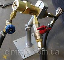 Горелка стеклодувная ДОНМЕТ 258-02