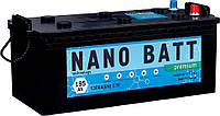 Аккумулятор NANO BATT Premium - 195 евробанка 1300 A