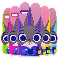 Силиконовый чехол Case Rabbit для Xiaomi Redmi 3S/Pro