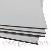 Картон палітурний БІЛИЙ товщ. від 1 до 2,5 мм формат 930×1050 мм, 920×1050 мм, 850×1000 мм, 800×1000 мм