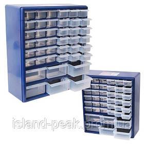 Органайзер пластиковый INTERTOOL BX-4011