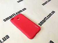 Силиконовый TPU чехол SMTT для Xiaomi Redmi 4X красный