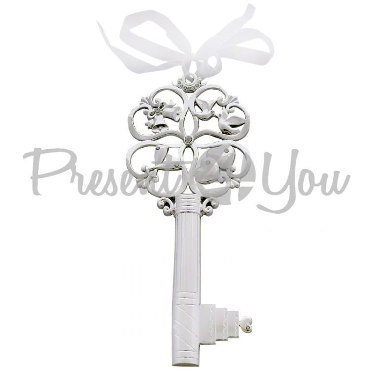 «Свадебный ключик счастья» 19,7х8,1 см.