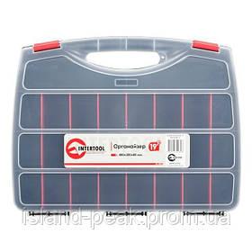 Органайзер пластиковый INTERTOOL BX-4003