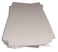 Картон хром-ерзац для переплетення справ 0,6 мм /420 г/м.кв. (50 аркушів в упаковці)