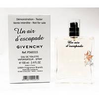 Тестер Givenchy Un Air d'Escapade ( Живанши )