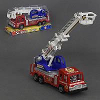 Пожарная машина 305 инерция, в слюде