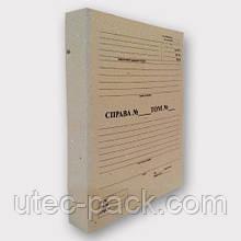 Папка архівна А4. Висота корінця 40 мм.
