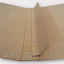 Папка архивная А4. Высота корешка папки 40 мм без титульной страницы