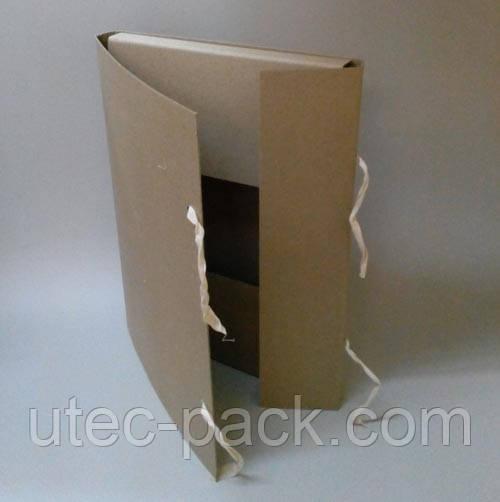 Папка для документов архивная А3 Высота корешка 40 мм