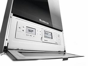 Газовый конденсационный котел Buderus Logamax plus GB172і-30K (2-х контурный), фото 2