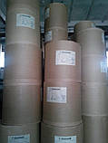 Крафтовий папір ОПТОМ, розмотування рулонів великої ваги, фото 3