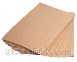 Упаковочная крафт бумага А3 35 г/м2 (1000 листов в упаковке), фото 1