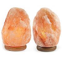 Светильник гималайский из розовой соли Скала 40-50 кг