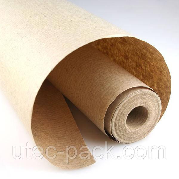 Упаковочная бумага, плотность 160 г/м2,в рулонах, размотка и порезка