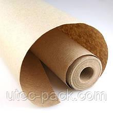 Бумага Крафт в рулонах, размотка и порезка на заказанные размеры