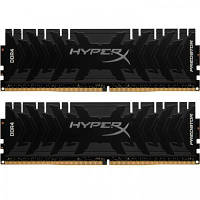 Модуль памяти для компьютера DDR4 16GB (2x8GB) 3333 MHz HyperX Predator Lifetime Kingston (HX433C16PB3K2/16)
