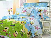 Дитяча постільна білизна СПАНЧ БОБ (Детское постельное белье СПАНЧ БОБ)