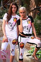 Женский летний костюм №29-211