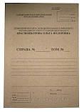 Картон для переплета архивных дел именные 2,0мм Формат 320*230 Упаковка 25 комплектов, фото 2