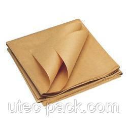 Крафт- бумага в листах 1200*840мм, 80 г/кв.м.