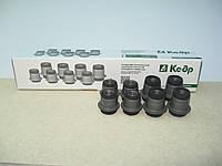 Шарниры резинометаллические рычагов передней подвески 2101-2107