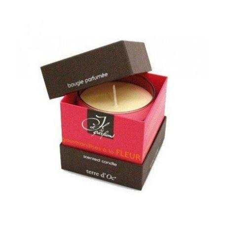 "TdO Роскошная парфюмированная свеча ""Таинственная муза"" / Luxury Perfumed Candle Secret, 200 г"