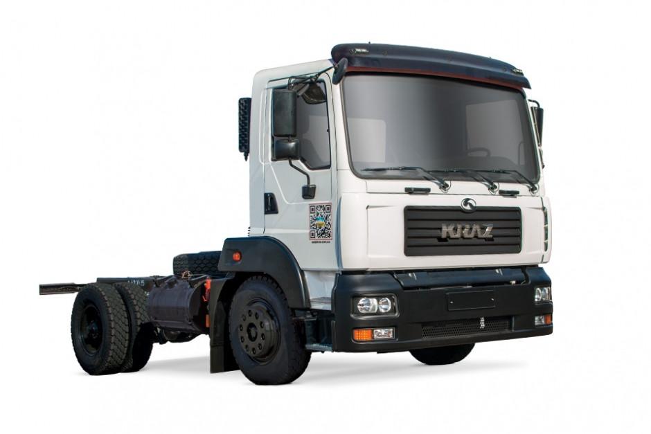Шасси КрАЗ 4501H2