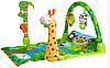 Коврик для малышей Тропический лес 3059, фото 2
